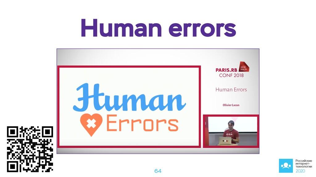 palkan_tula palkan Human errors 64