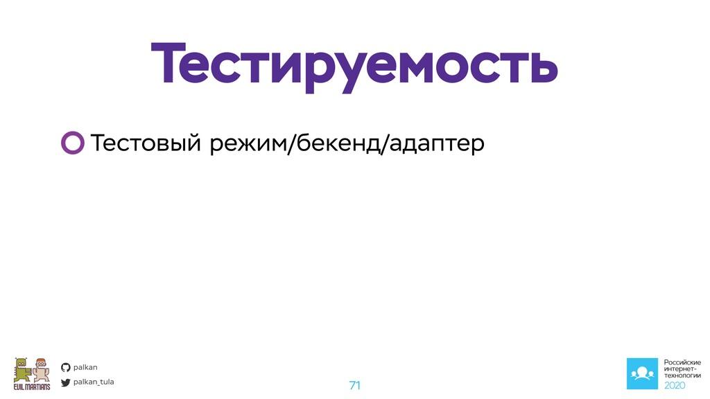 palkan_tula palkan Тестируемость 71 Тестовый ре...