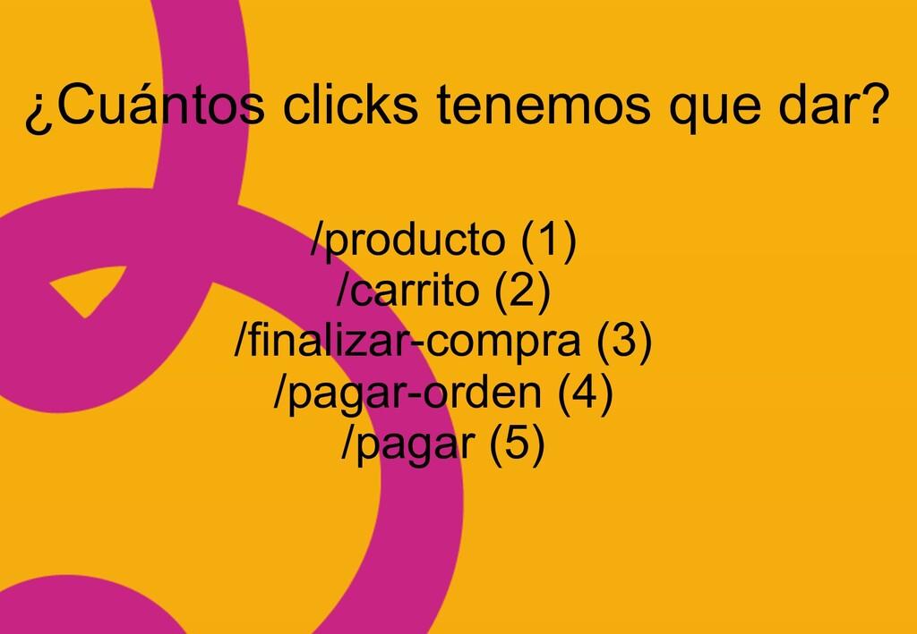/producto (1) /carrito (2) /finalizar-compra (3...