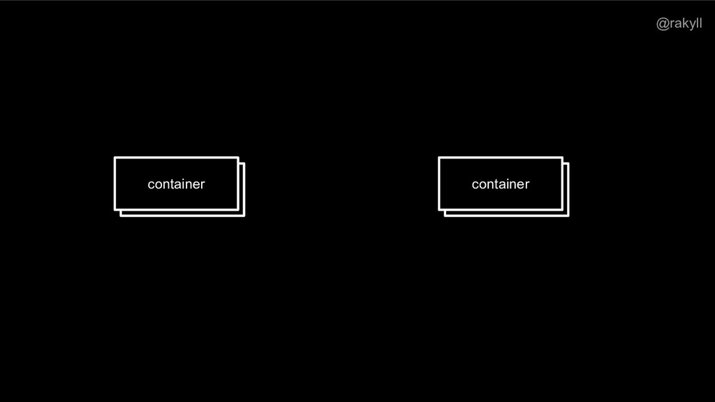 @rakyll container container