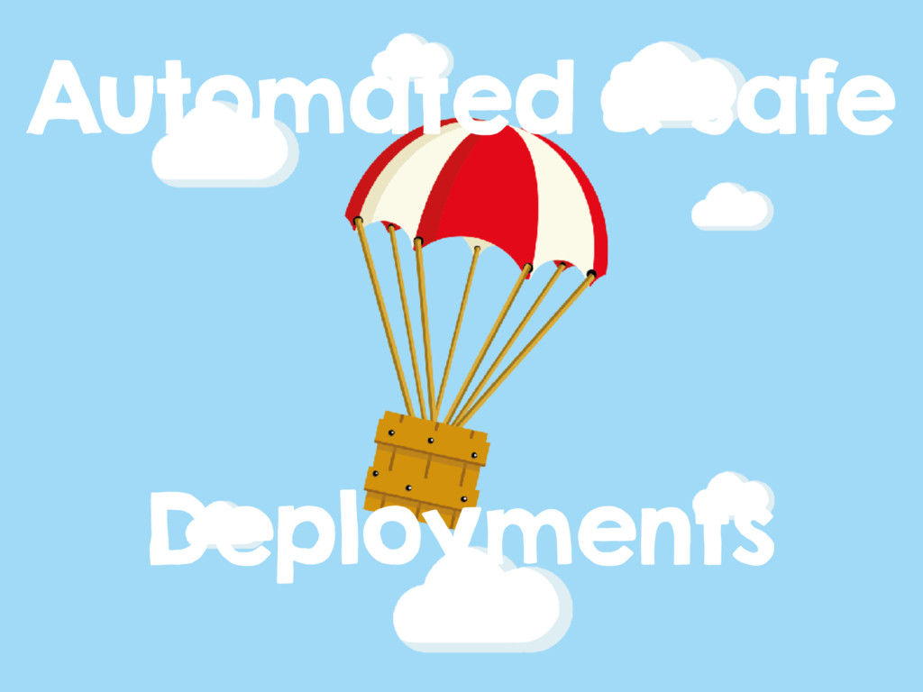 Deployments Automated & safe
