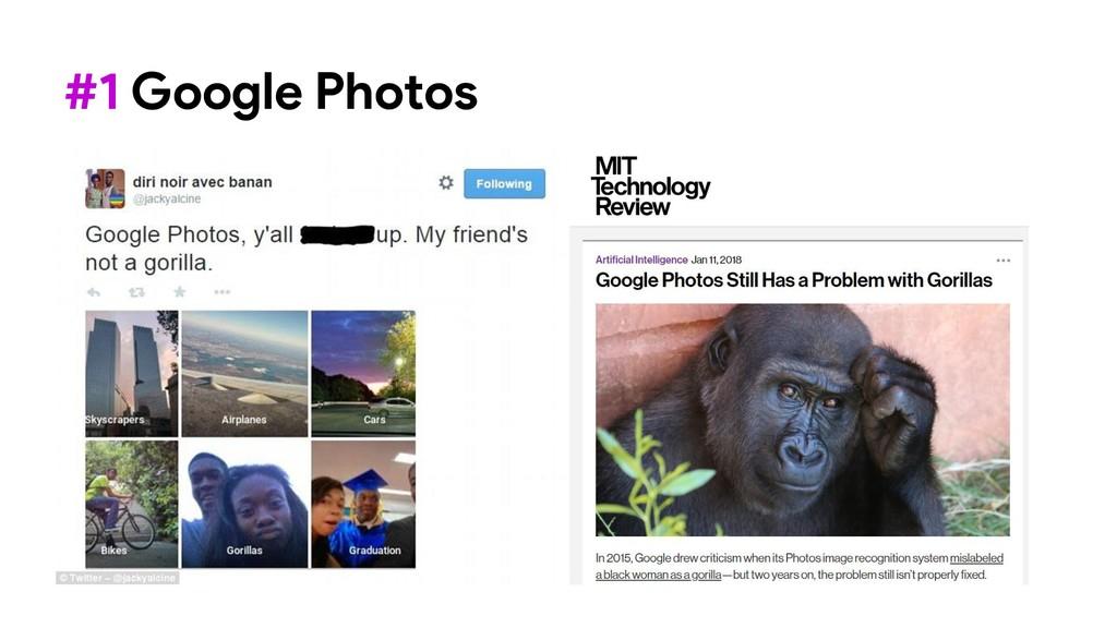 #1 Google Photos