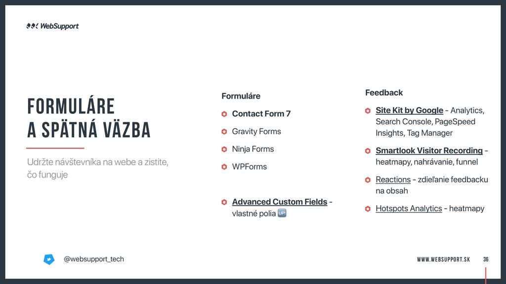 36 Feedback Site Kit by Google - Analytics, Sea...