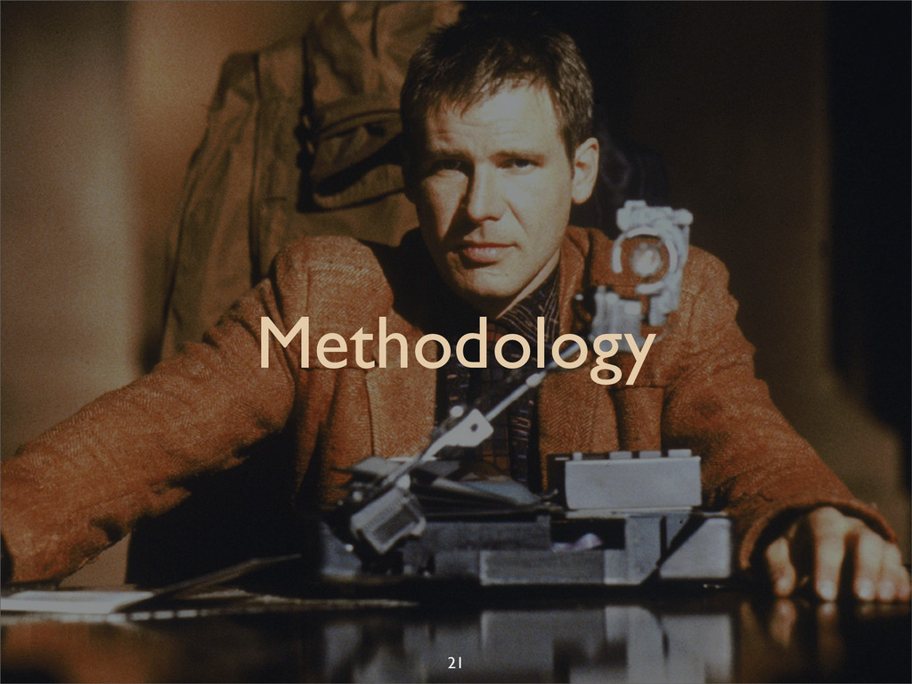 Methodology 21