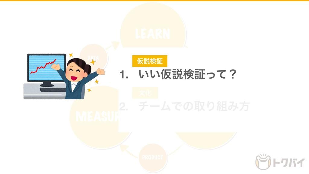 BUILD LEARN MEASURE IDEA PRODUCT DATA 1. ͍͍Ծઆݕূ...