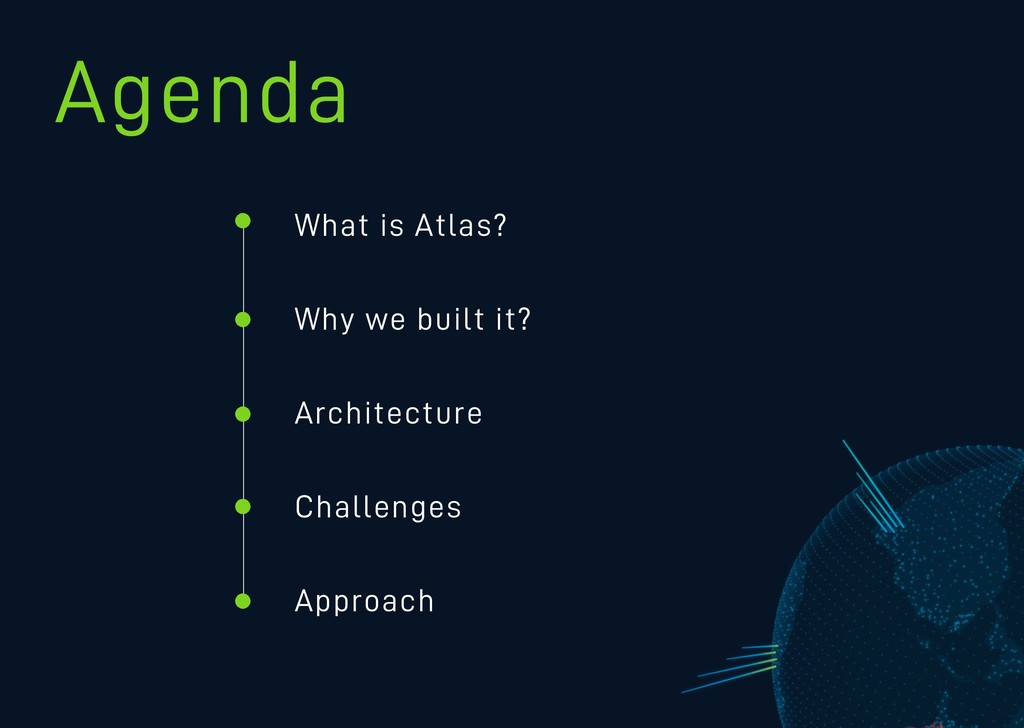 What is Atlas? Why we built it? Architecture Ch...
