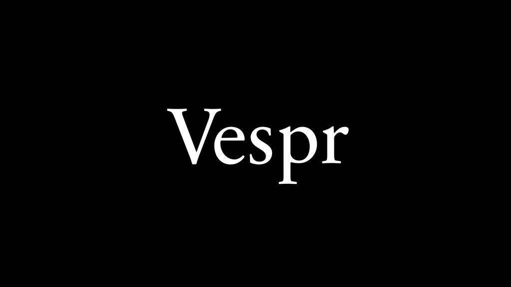 Vespr