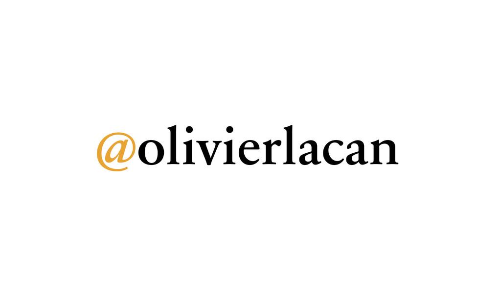 @olivierlacan