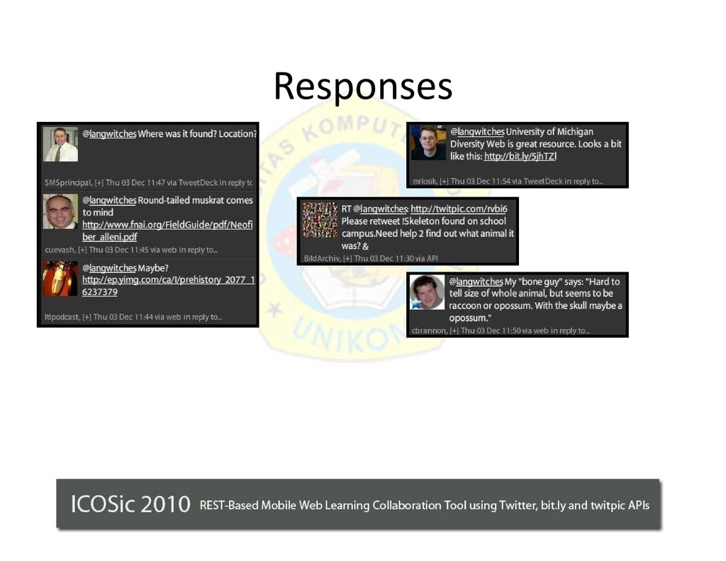 Responses