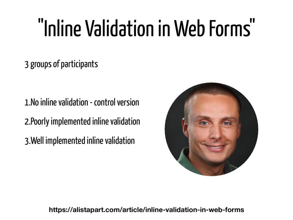 """Inline Validation in Web Forms"" https://alista..."