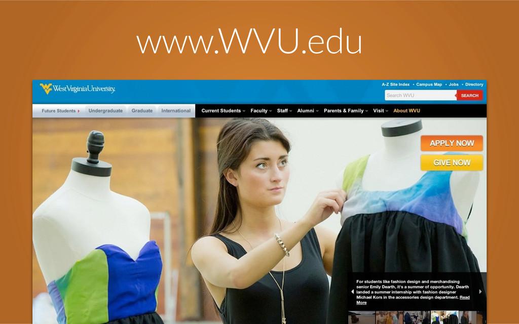www.WVU.edu