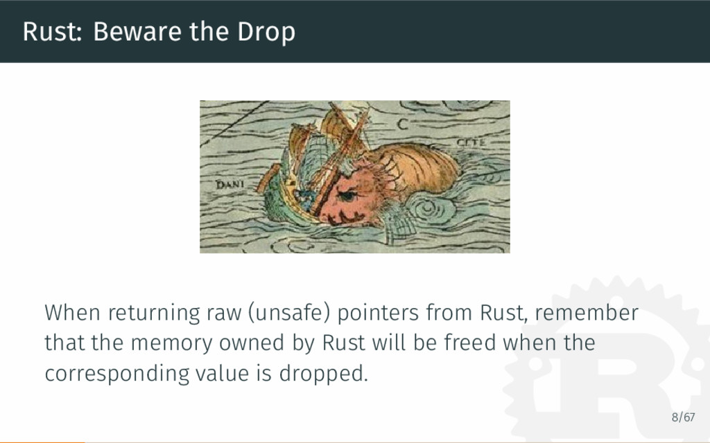Rust: Beware the Drop When returning raw (unsaf...