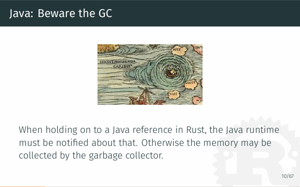 Java: Beware the GC When holding on to a Java r...