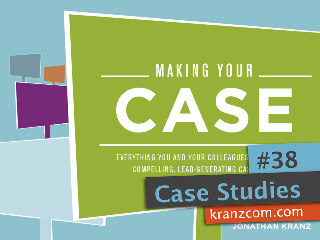 kranzcom.com #38 Case Studies