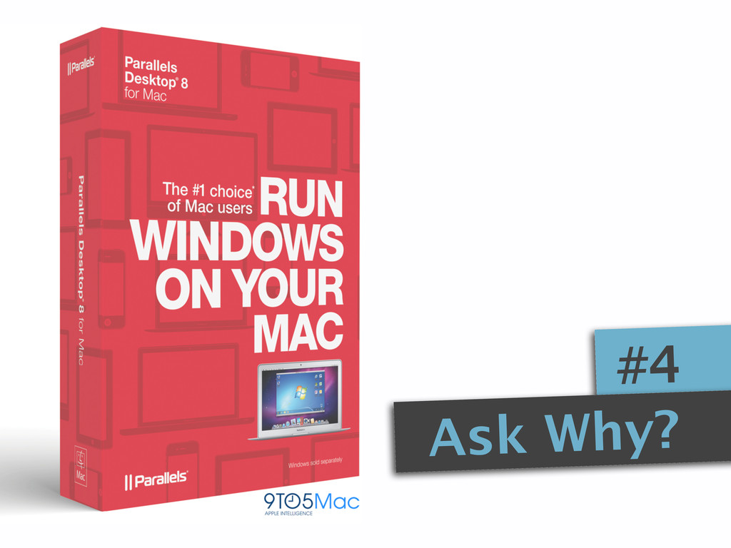 #4 Ask Why?
