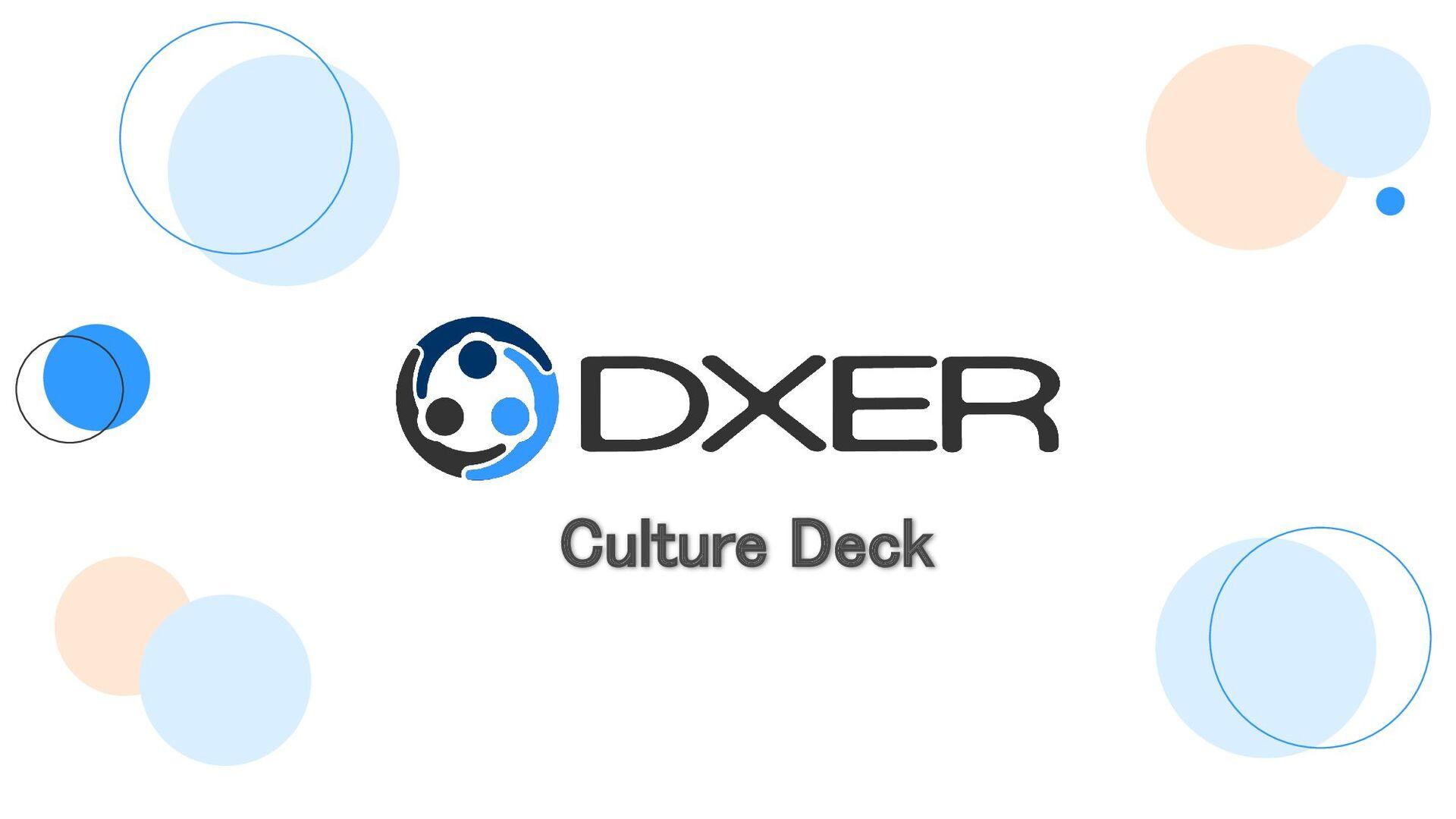 Culture Deck