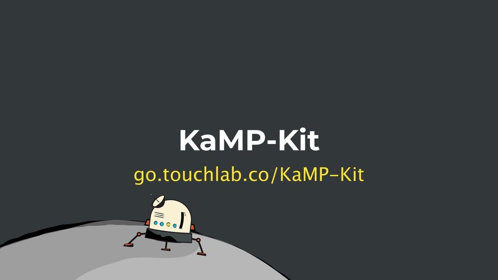 KaMP-Kit go.touchlab.co/KaMP-Kit