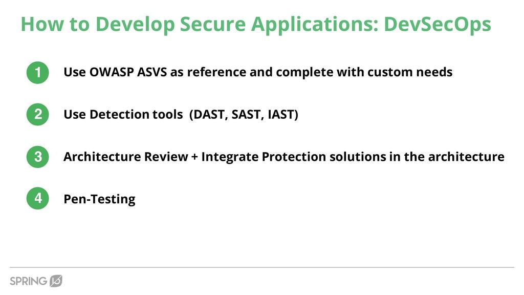 How to Develop Secure Applications: DevSecOps U...