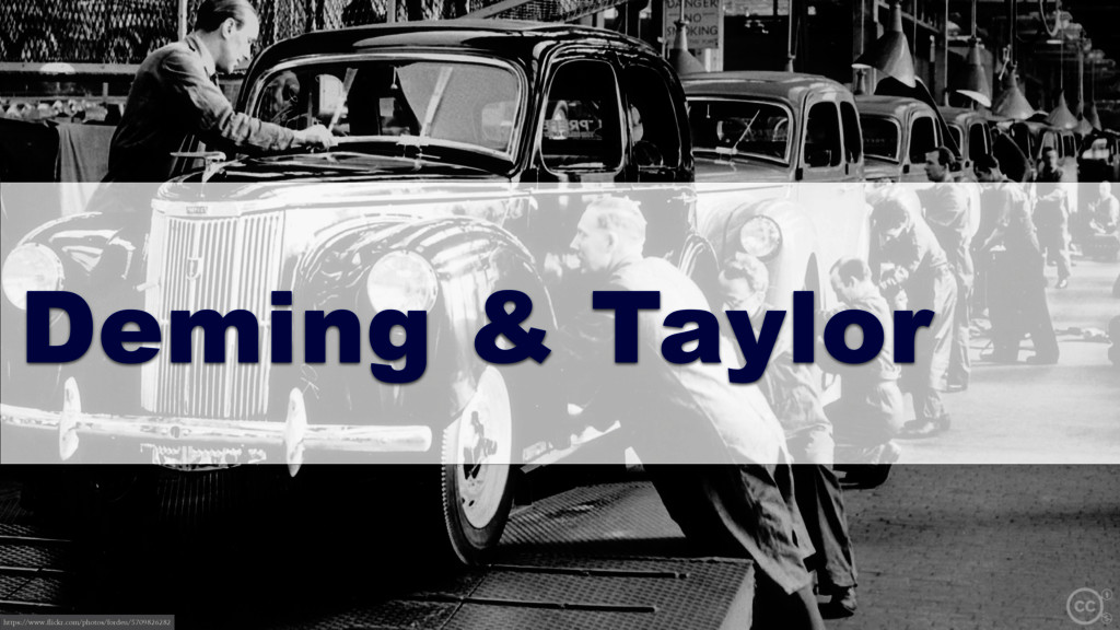 Deming & Taylor https://www.flickr.com/photos/f...