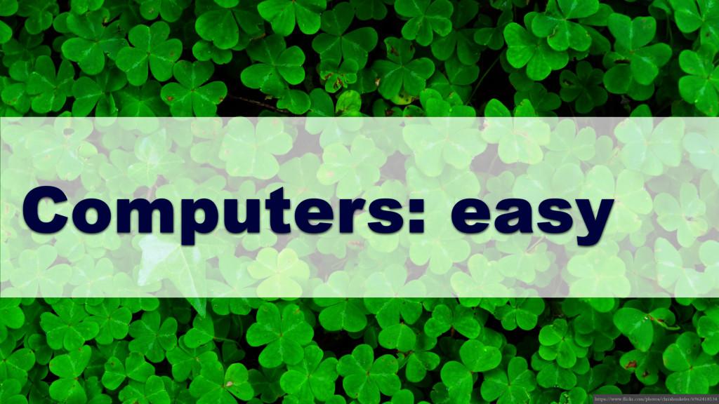 Computers: easy https://www.flickr.com/photos/c...