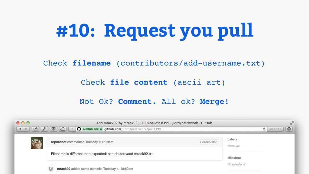 Check filename (contributors/add-username.txt) ...