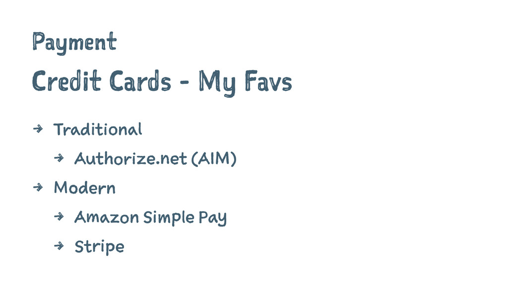 Payment Credit Cards - My Favs 4 Traditional 4 ...