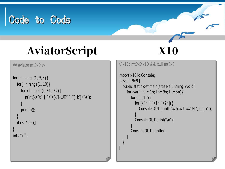 Code to Code Code to Code // umka mt9x9.um fn m...