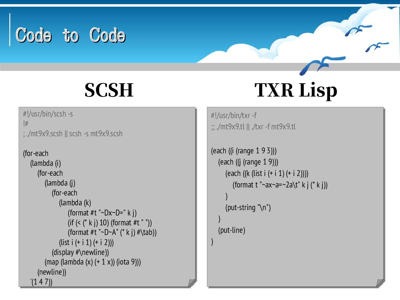 Code to Code Code to Code #!/usr/bin/gnuplot # ...