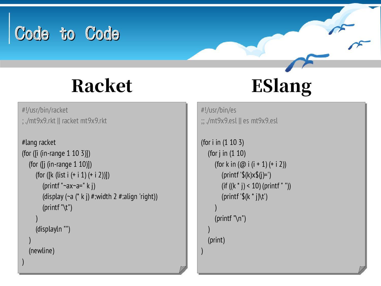 Code to Code Code to Code // iverilog mt9x9.v -...