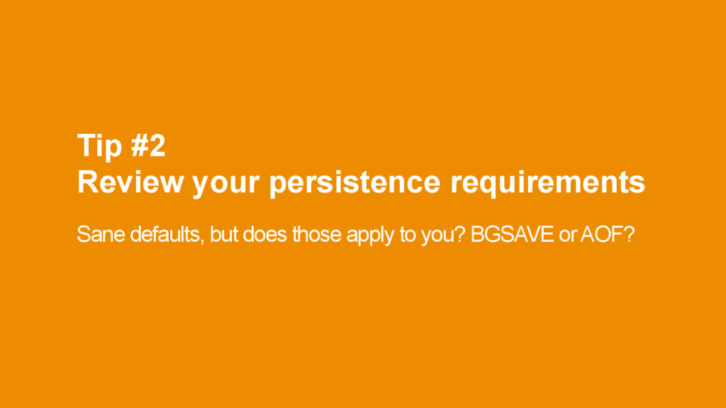 Tip #2