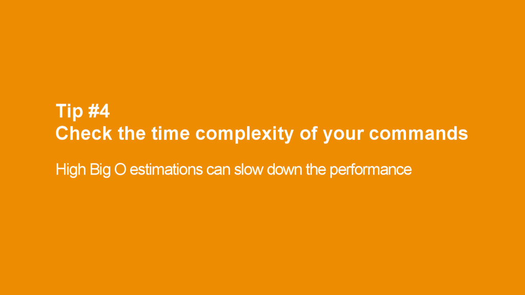 Tip #4
