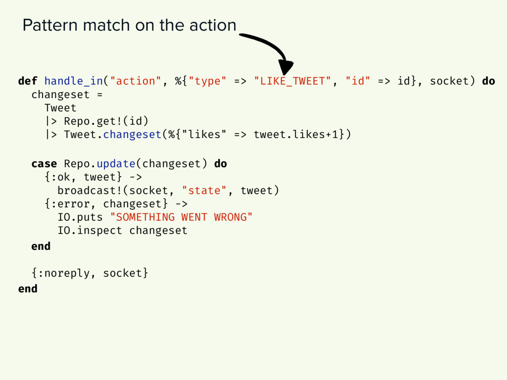 """Pattern match on the action def handle_in(""""acti..."""