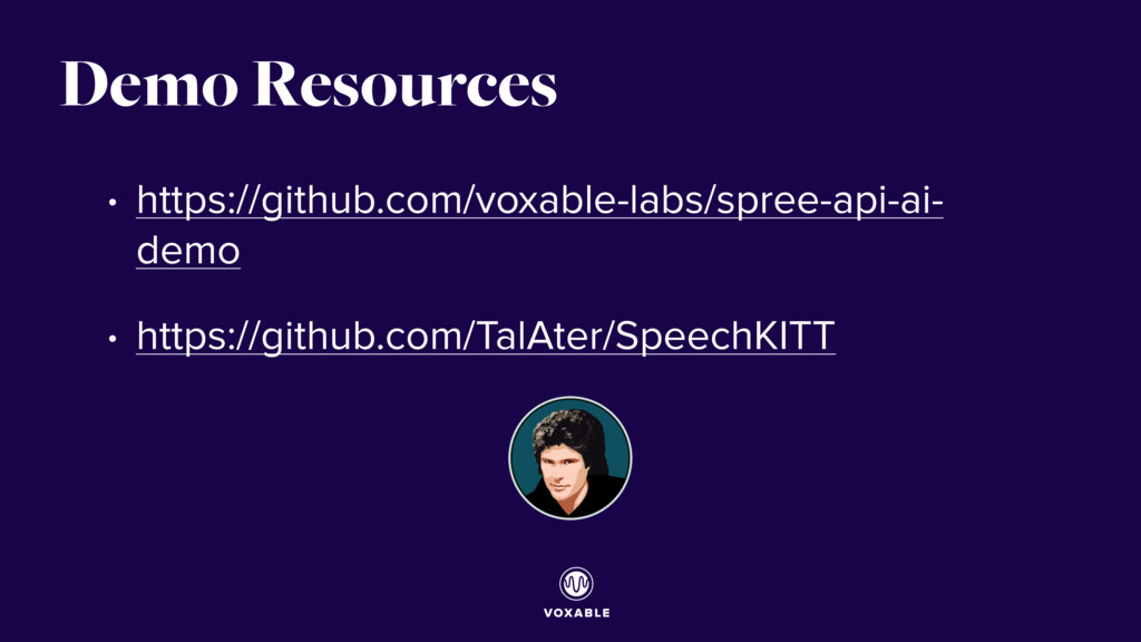 Demo Resources • https://github.com/voxable-lab...
