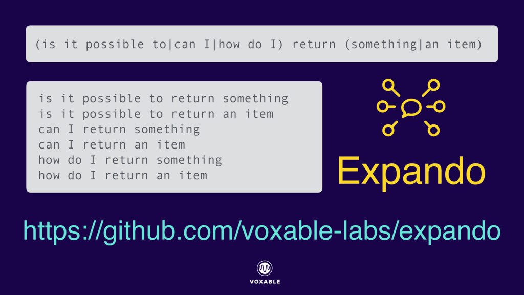 https://github.com/voxable-labs/expando (is it ...