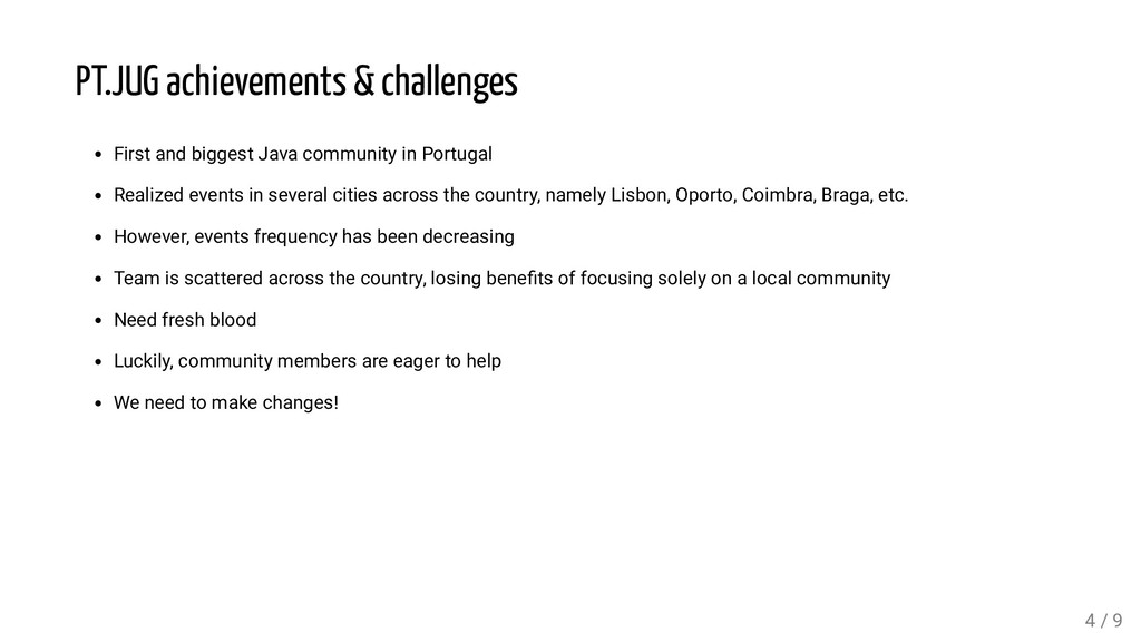 PT.JUG achievements & challenges First and bigg...
