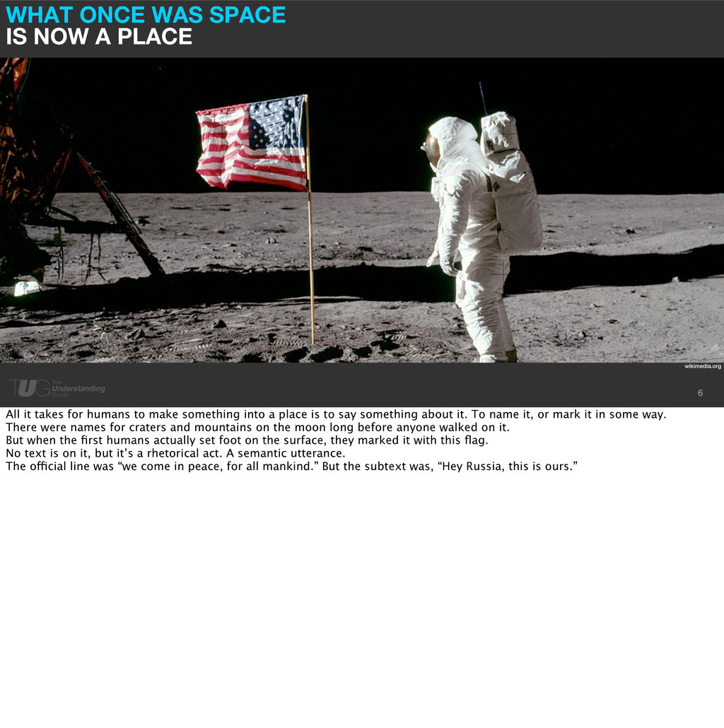 WHAT ONCE WAS SPACE IS NOW A PLACE 6 wikimedia....