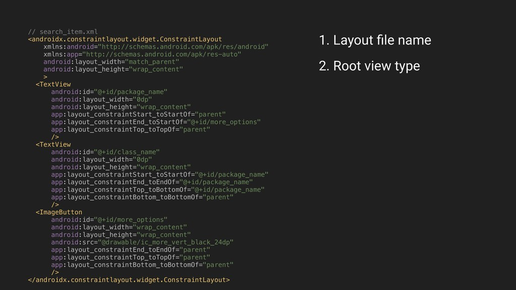 // search_item.xml <androidx.constraintlayout.w...