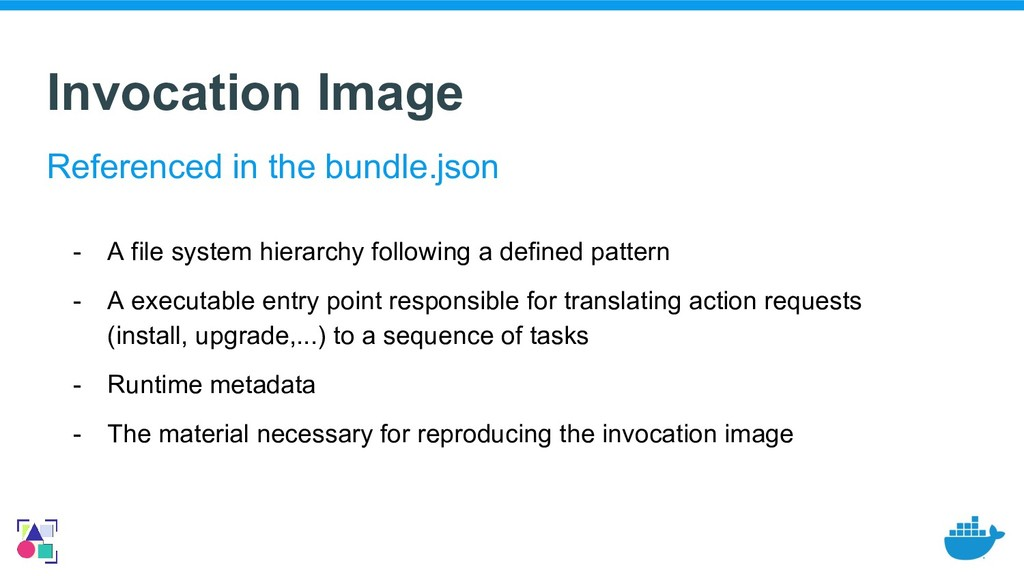 Invocation Image - A file system hierarchy foll...