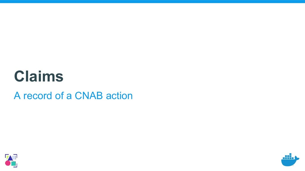 Claims A record of a CNAB action