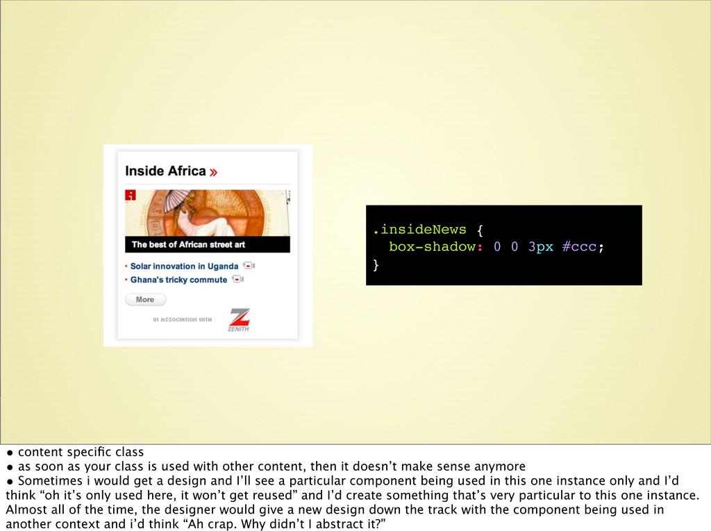 b .insideNews { box-shadow: 0 0 3px #ccc; } • c...
