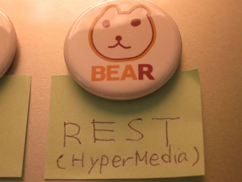 3.hypermedia framework