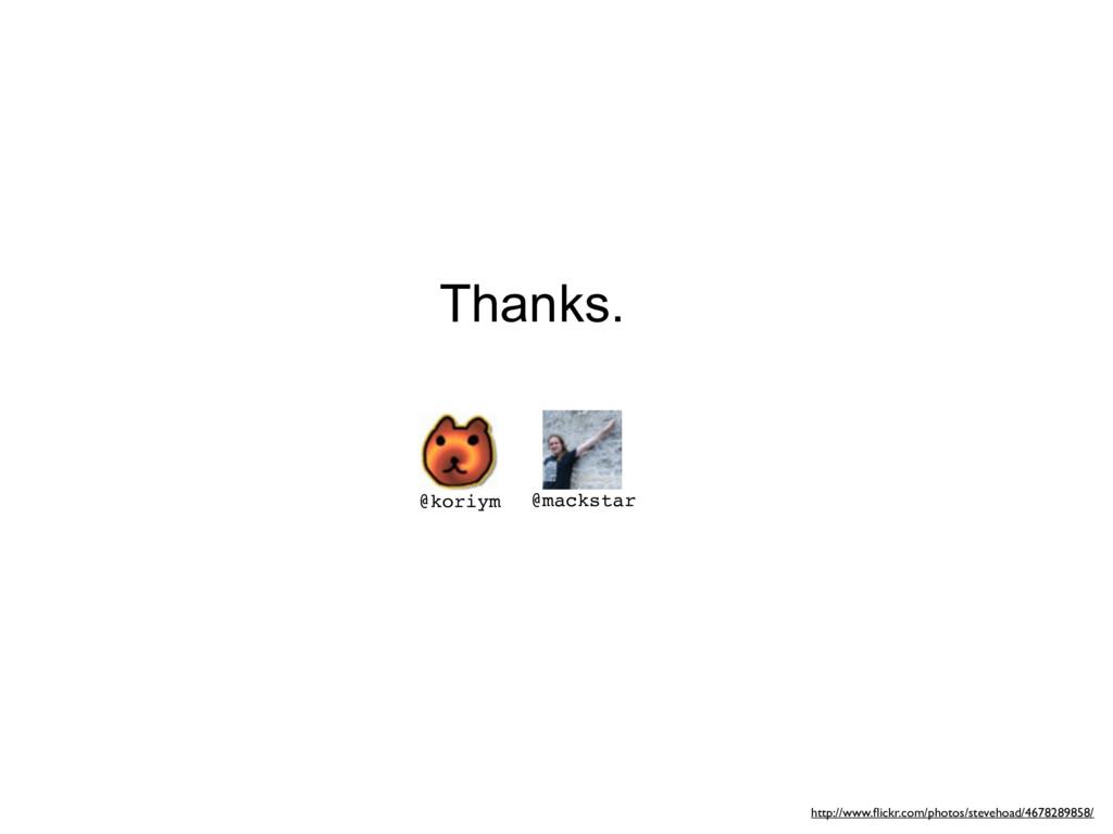 Thanks. http://www.flickr.com/photos/stevehoad/4...