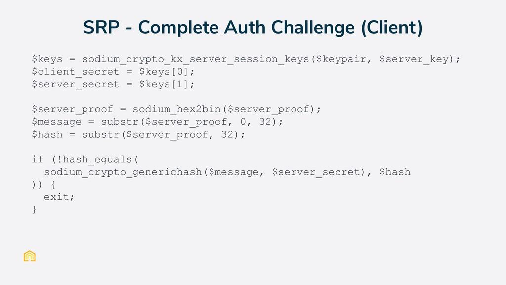 $keys = sodium_crypto_kx_server_session_keys($k...
