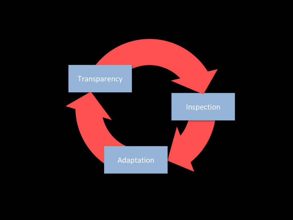 Inspection Transparency Adaptation