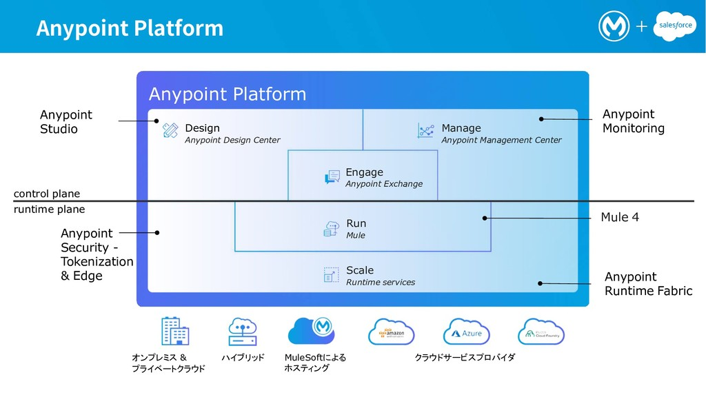 Anypoint Platform  &   Mu...