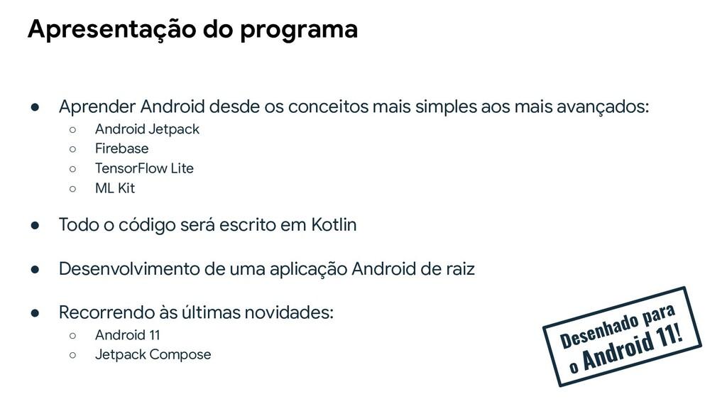 ● Aprender Android desde os conceitos mais simp...