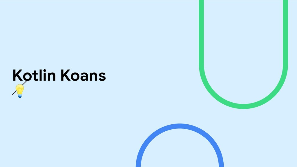 Kotlin Koans