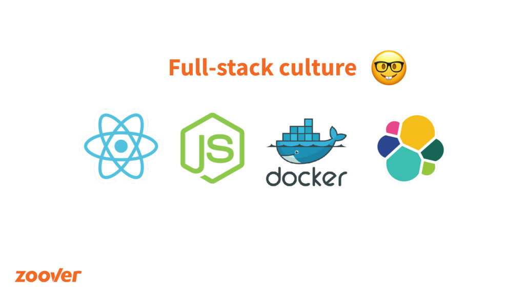 Full-stack culture