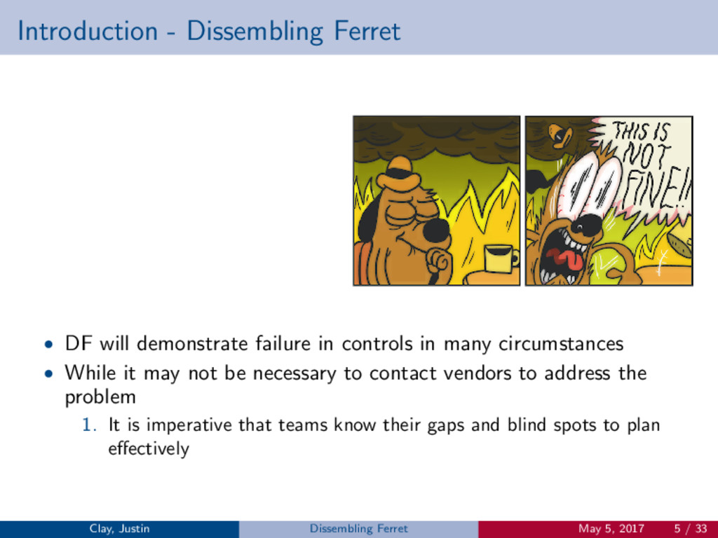 Introduction - Dissembling Ferret • DF will dem...